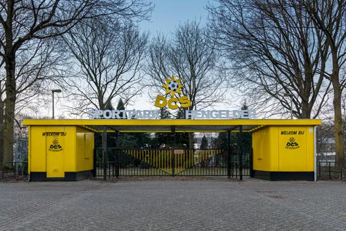 DCS entree sportvelden Hengelder Sportpark