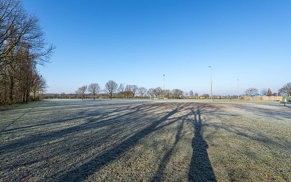 Sportvelden bij Angerlo Vooruit in Angerlo