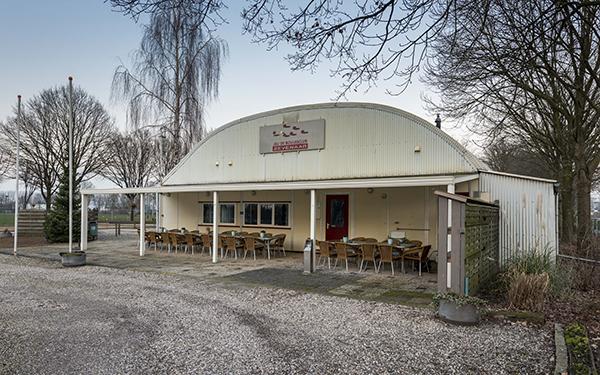 Clubhuis Jeu De Boules Club Zevenaar