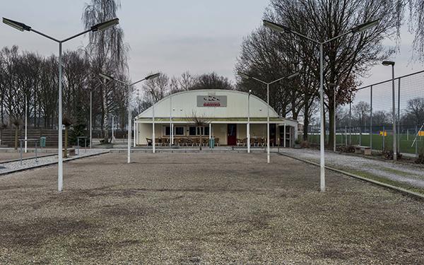 Clubgebouw Jeu De Boules Club Zevenaar
